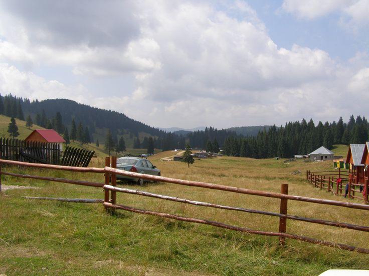 Cabane montane: Cabana Padis (1.280 m), Muntii Bihor