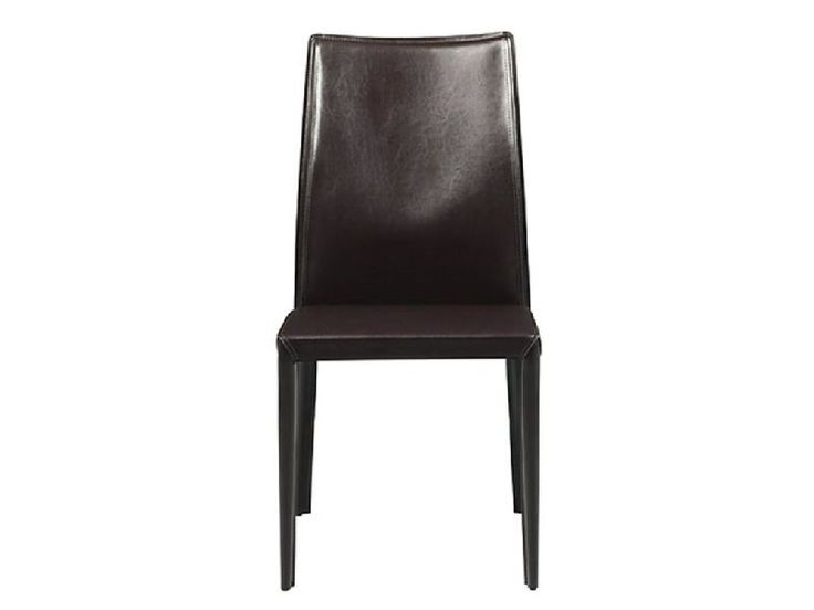 Add The Glide Dining Chair To Your Contemporary Room Create Own Unique Spaces When Rent Chic Chairs From CORT
