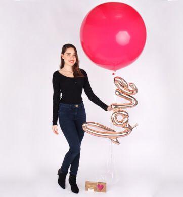 Globos|Globos Gigante de Amor|Monterrey, Globos de cumpleaños, Arreglos de Globos, Globos con Dulces, Globos a Domicilio