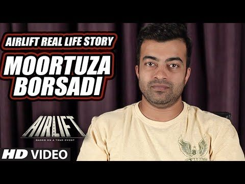 AIRLIFT Real Life Stories | 1990 Kuwait AIRLIFT | MOORTUZA BORSADI | T-S...
