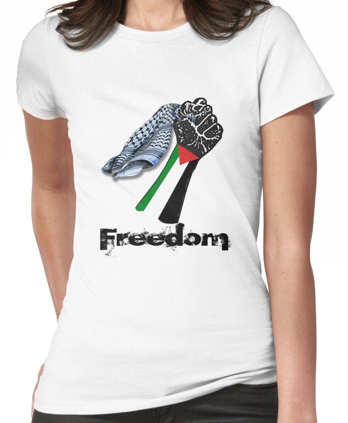PALESTINE FREEDOM Women's T-Shirt