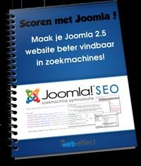 Handleiding Joomla! 2.5 zoekmachine optimalisatie
