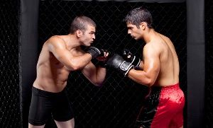 Groupon - 6 or 12 Boxing, Kickboxing, or Mixed Martial Arts Classes at UFC Gym San Bruno (Up to 84% Off)  in UFC Gym San Bruno. Groupon deal price: $29