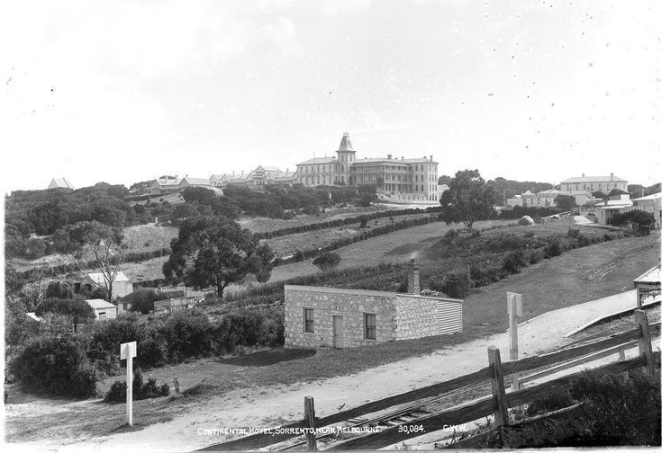 Sorrento 1890