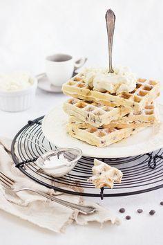 Schoko-Walnuss-Waffeln   Food