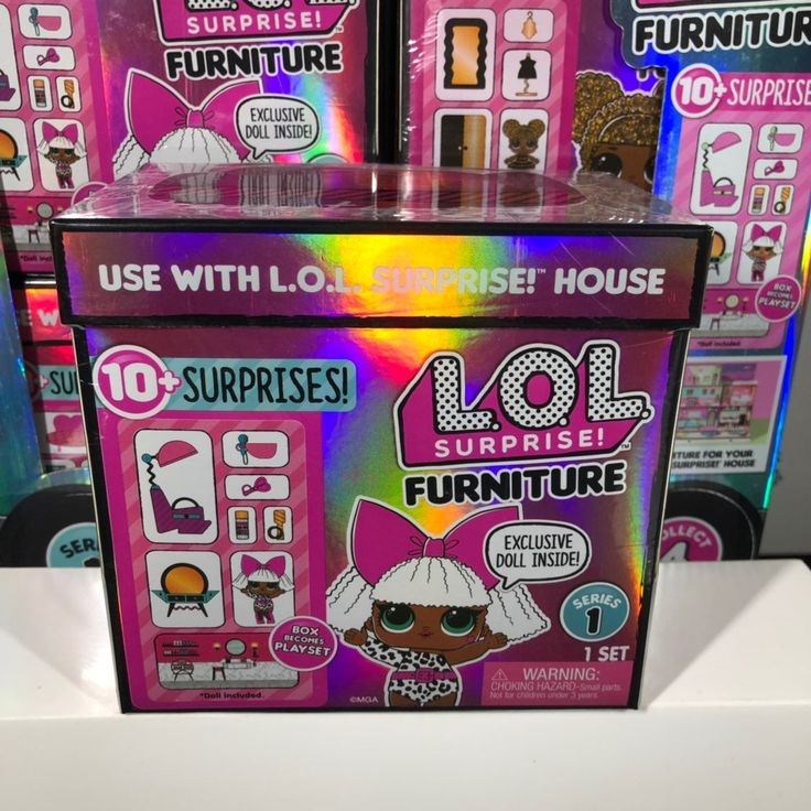 LOL Surprise Furniture Series 1 You are purchasing one