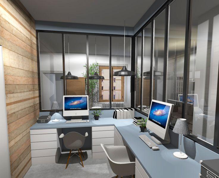 17 meilleures images propos de thomassin sur pinterest industriel atelier et tages. Black Bedroom Furniture Sets. Home Design Ideas