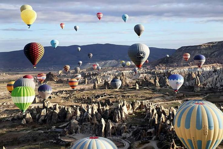 Kapadokya / Türkiye