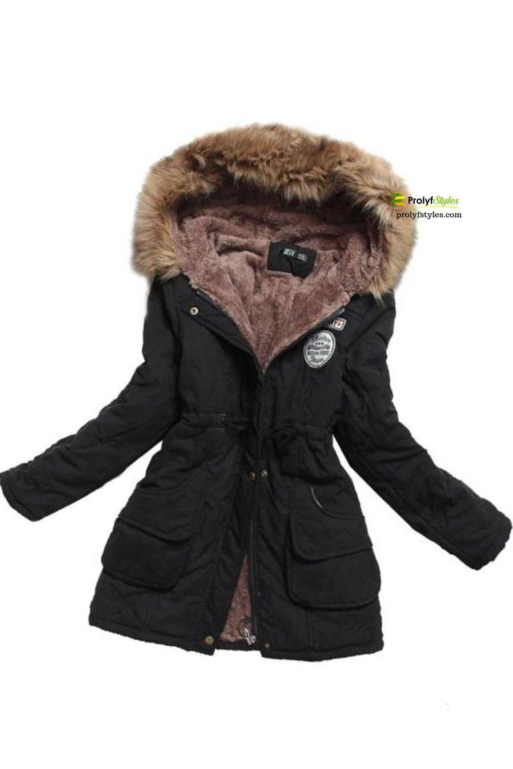 Shop Women S Warm Winter Jacket Online From Prolyfstyles Com Warm Winter Jackets Winter Jackets Winter Jackets Women [ 1104 x 736 Pixel ]