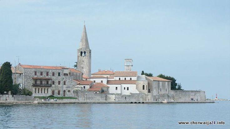 Jedno z najpopularniejszych miast w regionie Istria - Porec http://www.chorwacja24.info/istria/porec #porec #parezano #istria #croatia #chorwacja