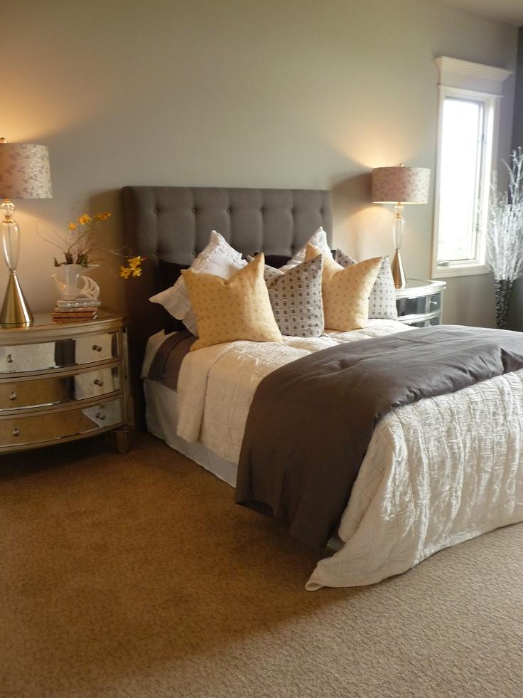 Master Bedroom Room Decor Ideas: Beautiful Master Bedroom
