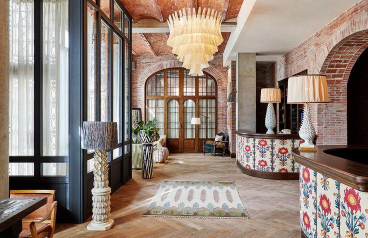 Photography: Soho House Barcelona (c)
