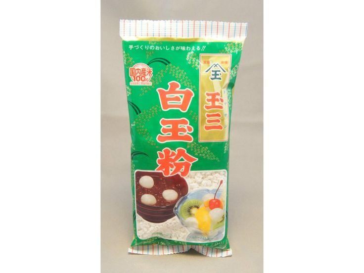 Shiratamako lepkavá rýžová mouka