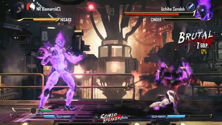 KI New Blood Tornament Online - Uchiha Sendoh (Cinder) vs NR BismarckCL ...