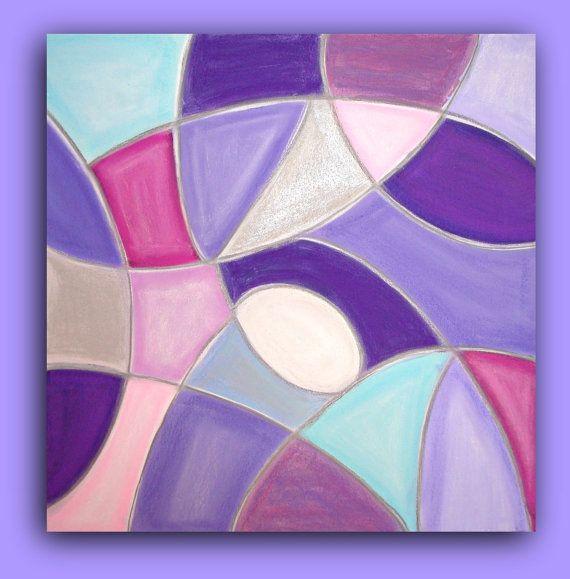 Een deel van mijn Glas serie. Prachtige koele tinten van paars en roze met orchidee en cool ijzig blauw en grijs. Deze originele Acryl schilderij heeft een krijt overlay voor extra textuur en diepte. Zal worden afgesloten met een mat acryl klaar om vervagen en vlekken te voorkomen. Kunnen worden weergegeven in elke gewenste richting. Komt ondertekend en Voorbedrade voor het eenvoudig weergeven. KAMER VIEWS MOGELIJK NIET OP SCHAAL. Al mijn schilderijen zijn origineel en een van een soort...