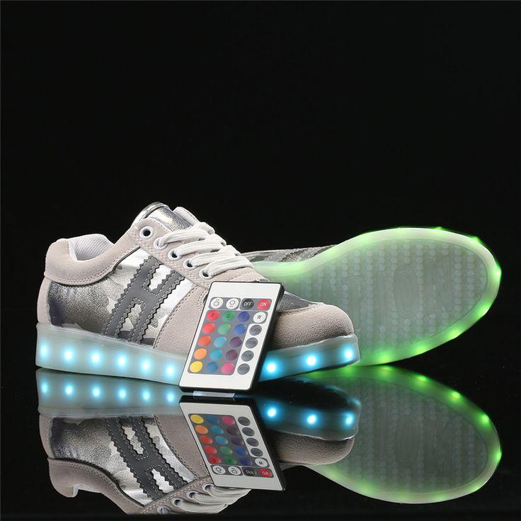 Ucuz Uzaktan Led ayakkabı Moda Light Up Rahat Ayakkabı 8 Renkler Açık parlayan Erkekler siyah beyaz led ayakkabı aydınlık ayakkabı artı boyutu 35 46, Satın Kalite Erkek Rahat Ayakkabılar doğrudan Çin Tedarikçilerden: Uzaktan Led ayakkabı Moda Light Up Rahat Ayakkabı 8 Renkler Açık parlayan Erkekler siyah beyaz led ayakkabı aydınlık ayakkabı artı boyutu 35-46
