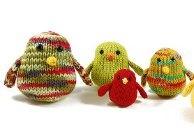 8 Extra Cute Amigurumi Knit Patterns | AllFreeKnitting.com: Knitting Patterns, Chirp Patterns, Chirp Free, Knits Patterns, Rebecca Danger, Knits Ideas, Knits Toys, Free Patterns, Chubby Chirp