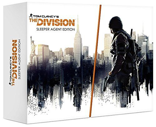 Tom Clancy's The Division - Sleeper Agent Edition - Sleeper Agent Edition, The Division, ubisoft