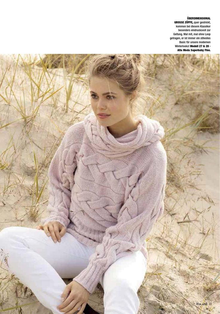 Lana Grossa FILATI No. 50 (Herbst/Winter 2015/16) by FILATI Wolle-Handstrick-Mode - issuu