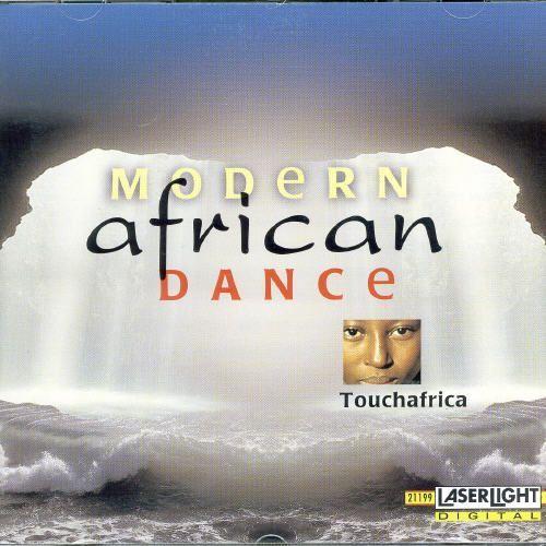 Modern African Dance [CD]