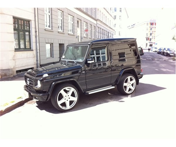 8 best images about mercedes benz g class swb off road on for Mercedes benz w463 for sale