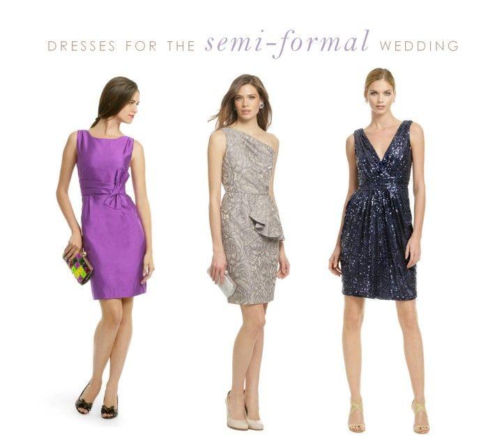 17 Best ideas about Semi Formal Wedding Attire on ...