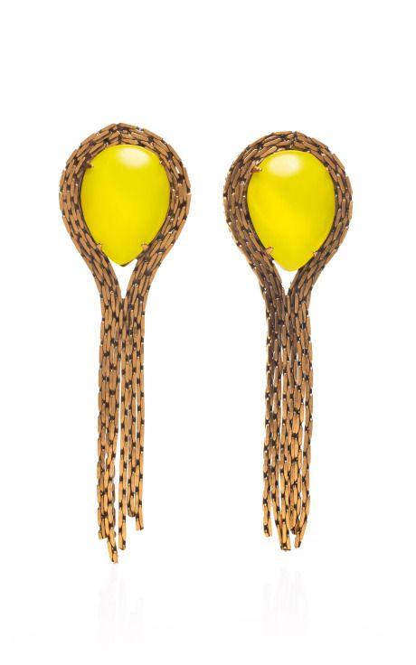 Love Nicole Romano's Gia Earrings