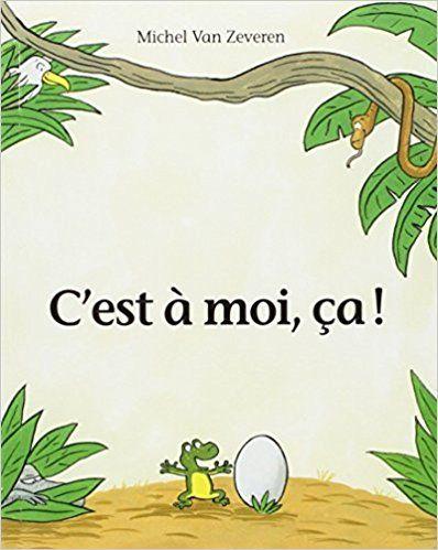 Amazon.fr - C'est à moi, ça ! - M Van Zeveren - Livres