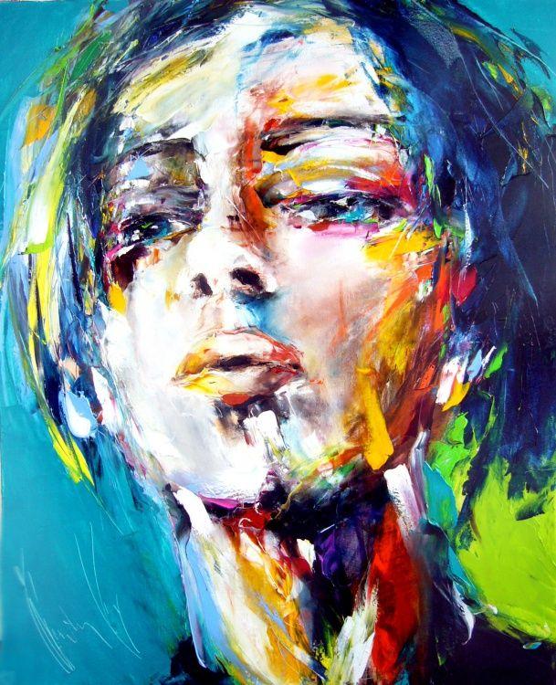 Les 392 meilleures images du tableau art peinture femmes for Art plastique peinture