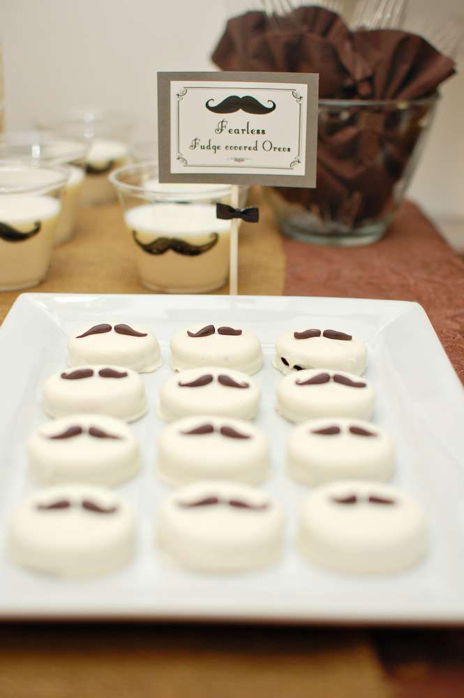 Milk Mustache Bash Baby Shower Party Ideas | Photo 27 of 45 | Catch My Party