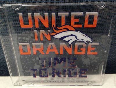 The Science Behind the 9News Denver Broncos United in Orange Clingy Thingy. Got Mine!