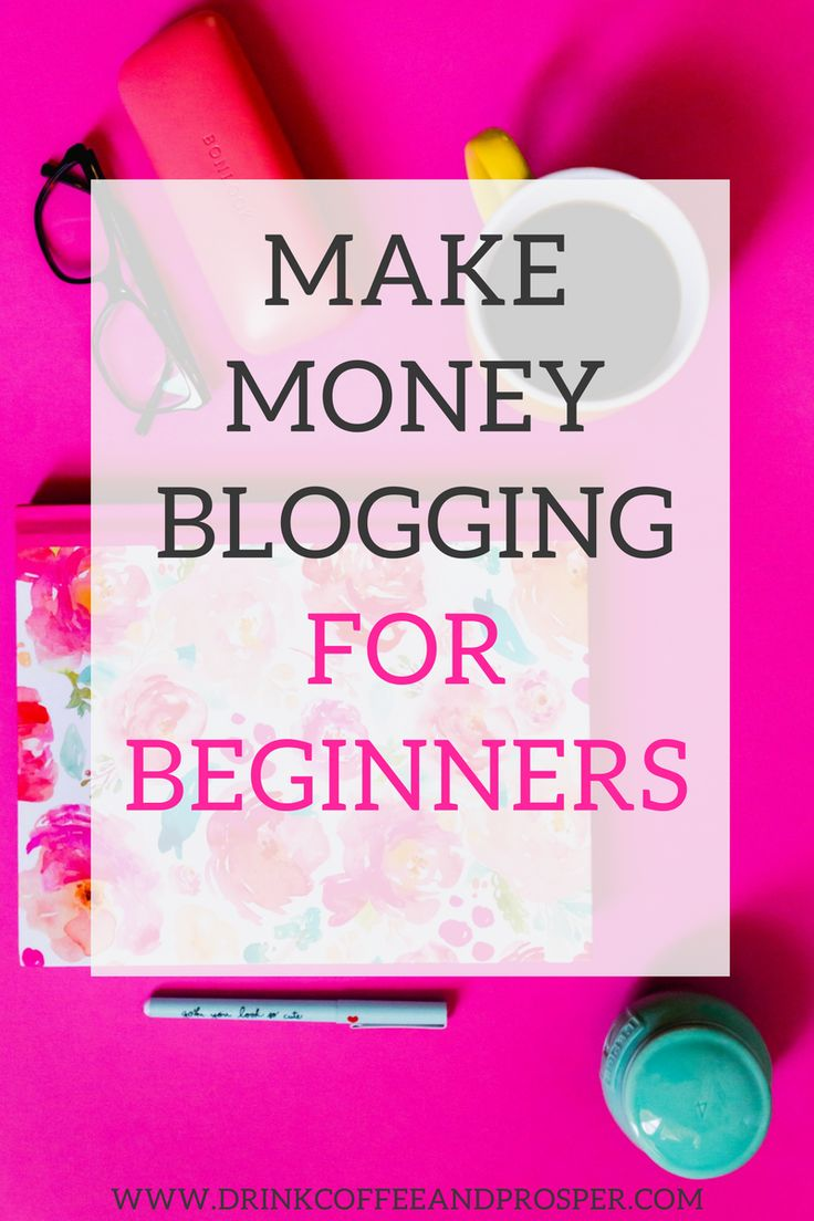 HOW TO MAKE MONEY BLOGGING FOR BEGINNERS, Find Out how it's done and how you can be next.