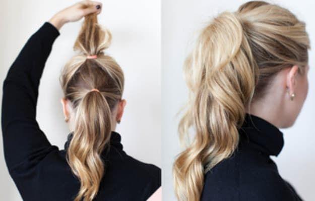 Voici la liste des top 10 des coiffures les plus faciles