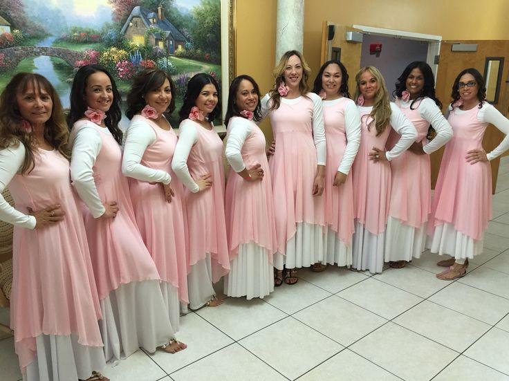 Danzarinas de Jehova!! Danza Cristiana
