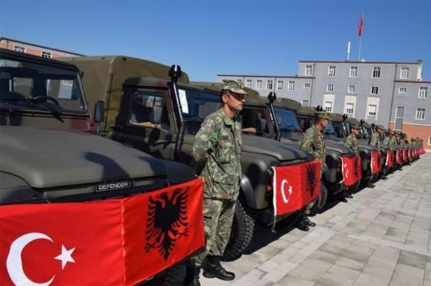 Δύσκολα θα σβήσει η φωτιά στα Βαλκάνια μεταξύ Αλβανών και Σλάβων ~ Geopolitics & Daily News