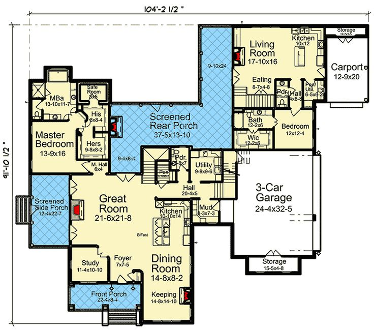 Pepperwood Apartments: 206 Best House Plans Images On Pinterest