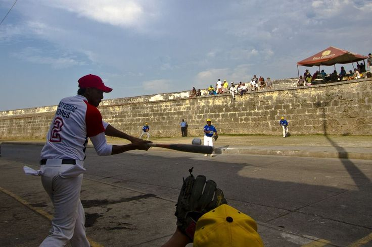 Home run. Go on a Sunday and take in a game of baseball with the locals. http://ticartagena.com/en/things-to-do/tours-experiences/snap-to-it-with-a-photo-tour-of-cartagena/