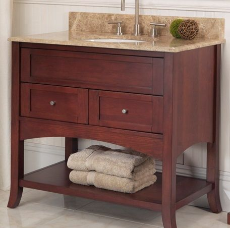 Fairmont Designs 36 Vanity We Would Recommend We