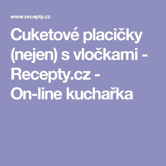 Cuketové placičky (nejen) s vločkami  - Recepty.cz - On-line kuchařka