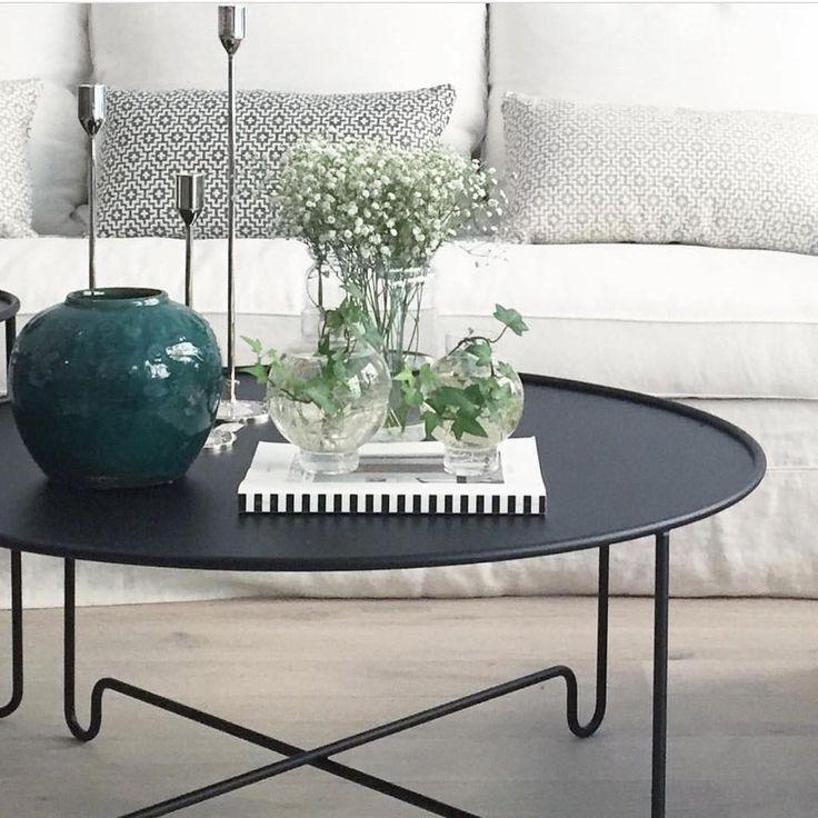 Caroline Ek ~ Coco Globe runt soffbord - Soffbord - SovrumsShoppen.se - Inredning, heminredning och möbler
