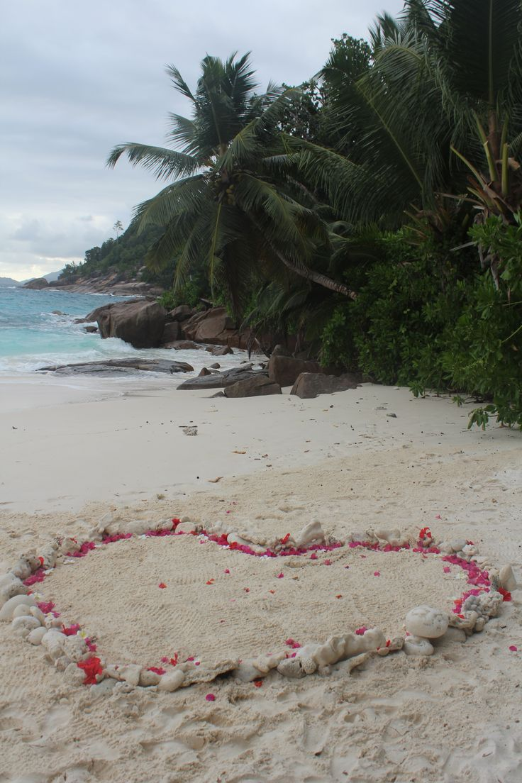 This secluded little corner of Petite Anse could be all  yours for your special moment...