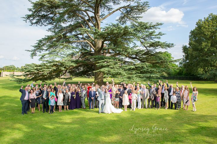 Lynsey Grace Photography - Loseley Park Wedding