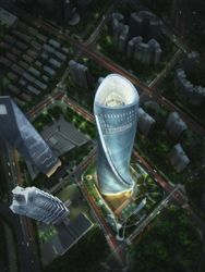 CBRE Group Inc. Appointed to Provide Property Management Consultancy Services for 6.8 Million-Square-Foot, LEED Gold Certified Shanghai Tower