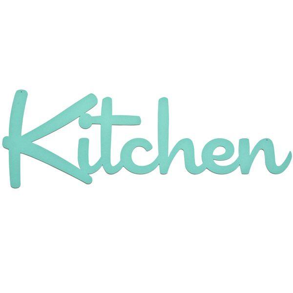 Kitchen Signs For Work: 1000+ Ideas About Kitchen Words On Pinterest
