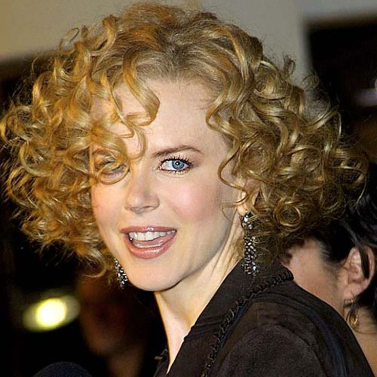 styles of perms for hair images photos of curly haircuts for 60 4994
