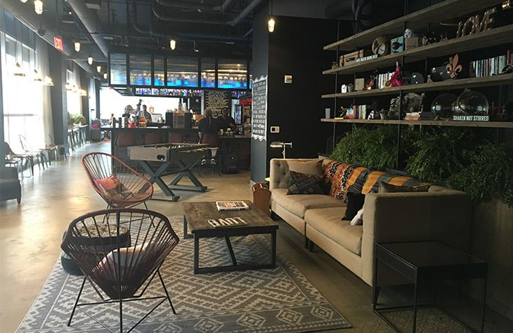 22 best moxy hotels koneser images on pinterest new for Best boutique hotels french quarter
