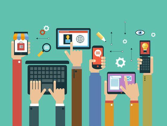 ¿Conoces la diferencia entre una web adaptada a móviles y una aplicación móvil? Clickmobile.es