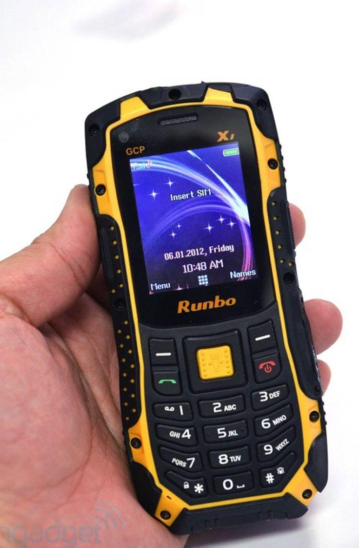 Walkie talkie that looks like a phone 8