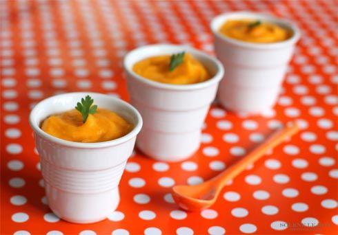Recette purée bébé panais carotte