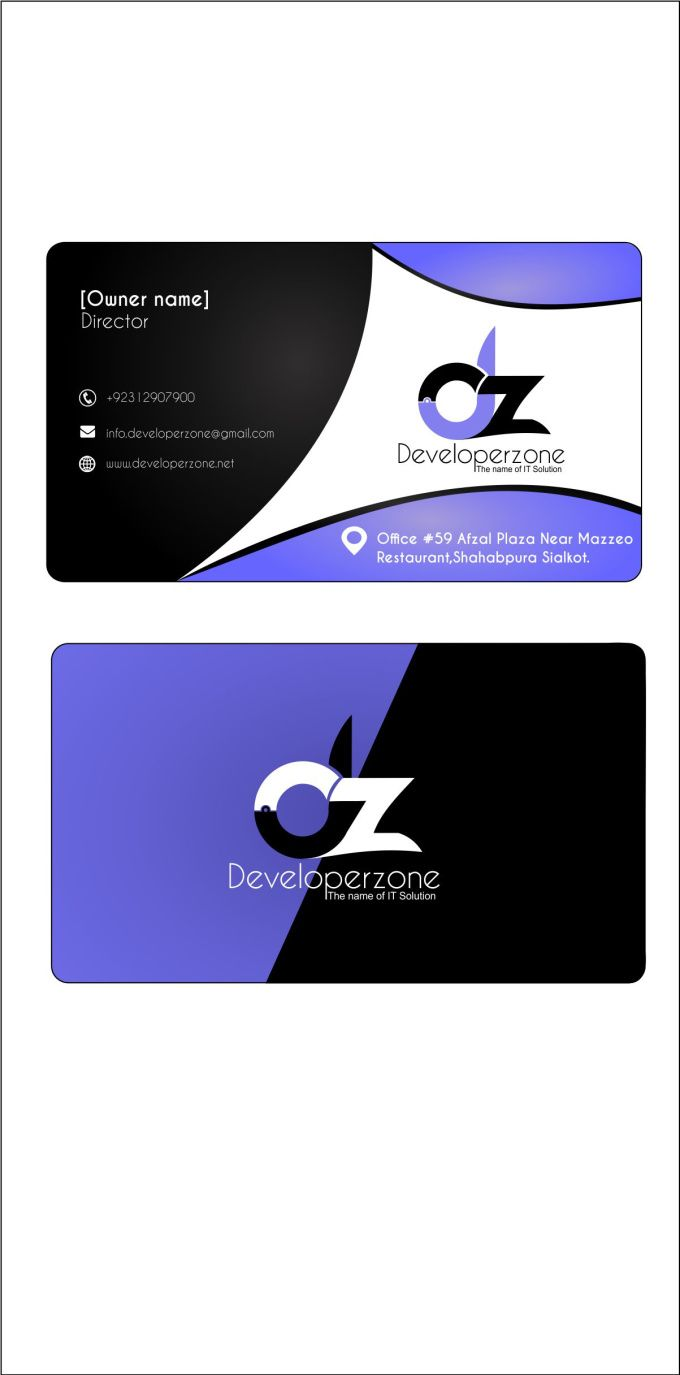 133 best business card design images on pinterest business card design professional business cards by usmanmughal786 magicingreecefo Image collections